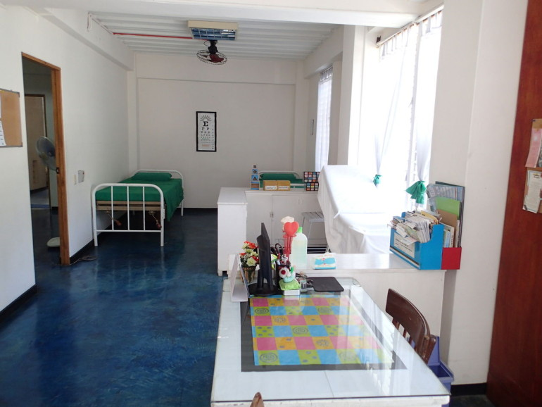 ファウンデーションの保健室