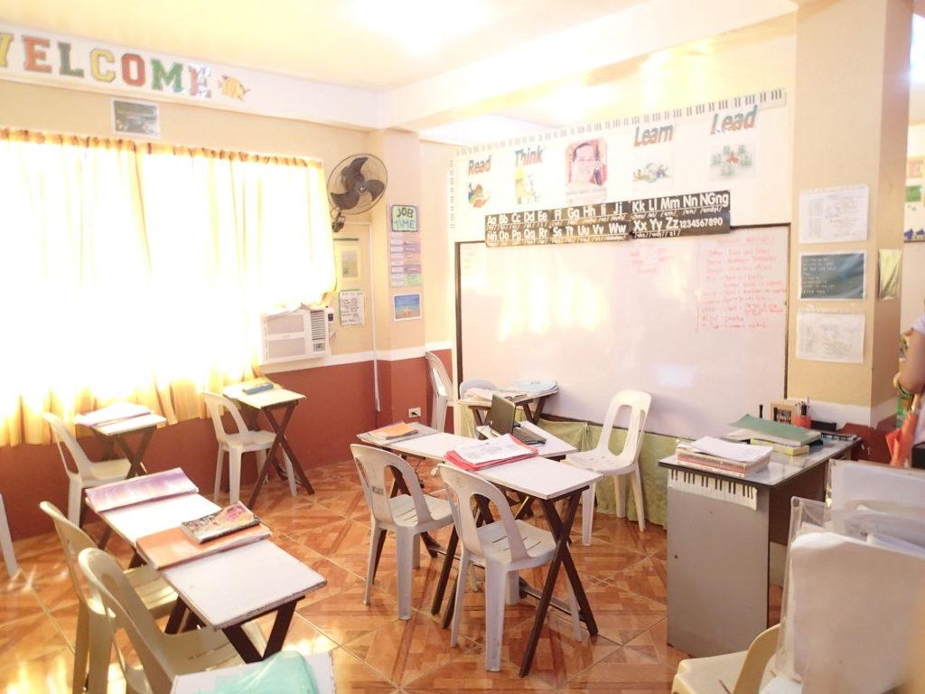 カイナスモンテッソーリインターナショナルスクール教室
