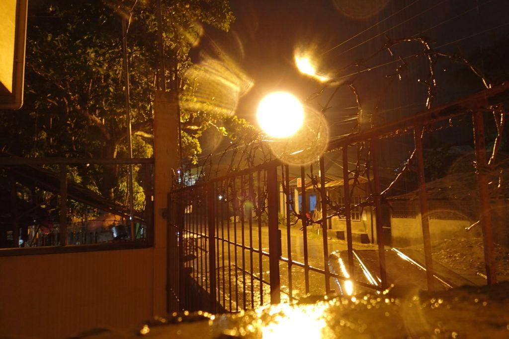 ドゥマゲッティの夏の終わりは雨と共に