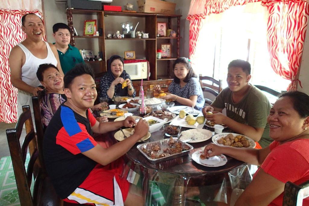 フィリピンのお祭り、フェスタ
