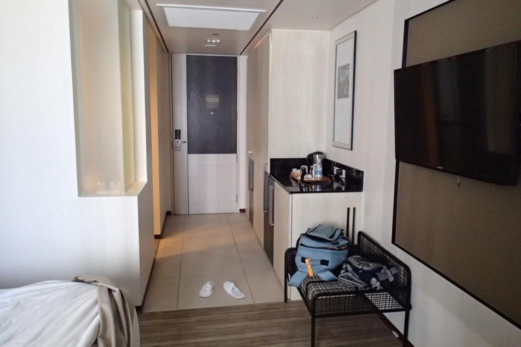カガヤンデオロアヤラセンター直結のホテル