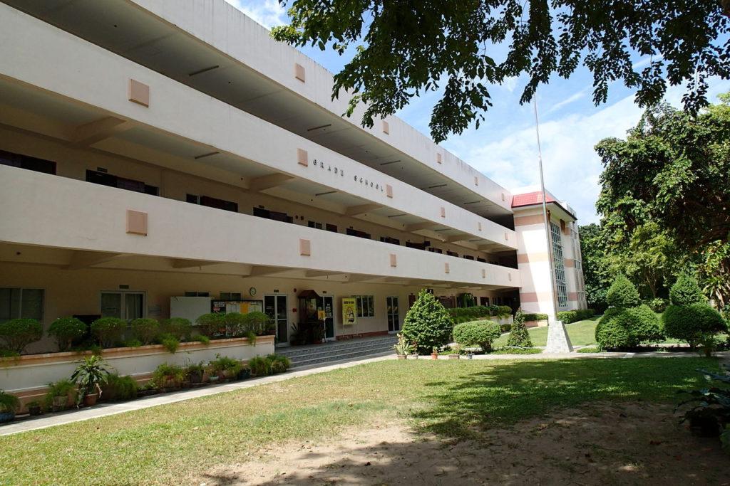 セントポール小学校校舎