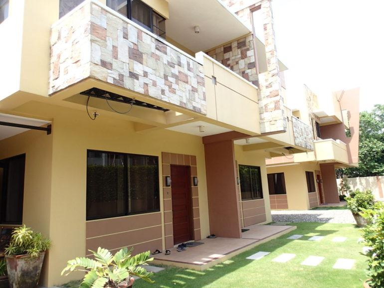 ドゥマゲッティのお勧め賃貸物件 家具付き3ベッドルームアパート