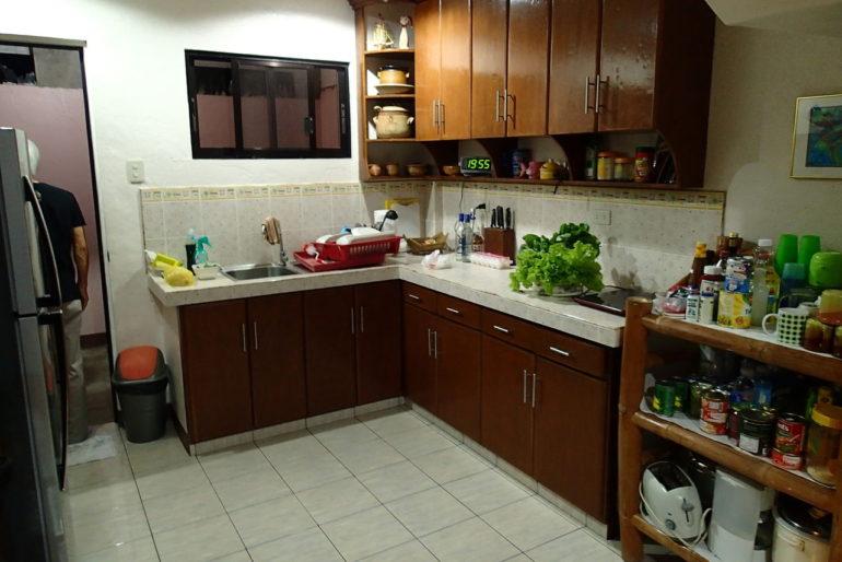 アンジェリカズアパートキッチン