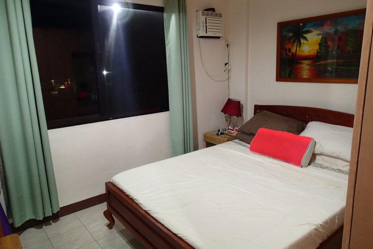 ドゥマゲッティのアンジェリカアパートベッドルーム2