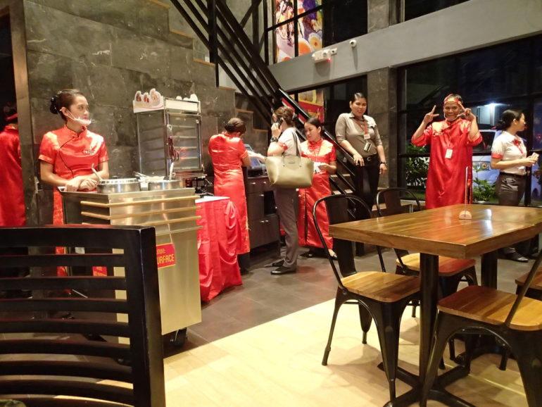 ドゥマゲッティで点心中心にそこそこ美味しい中華料理店