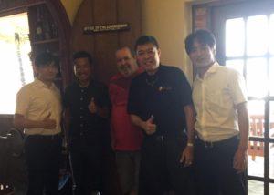 ドゥマゲッティの超有名レストラン&カフェを日本でフランチャイズ開店させるプロジェクト
