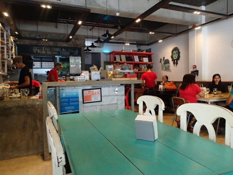 ドゥマゲッティで最近オープンしたレストランALIMA