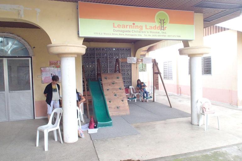 ドゥマゲッティで2歳未満受け入れ可能な幼稚園