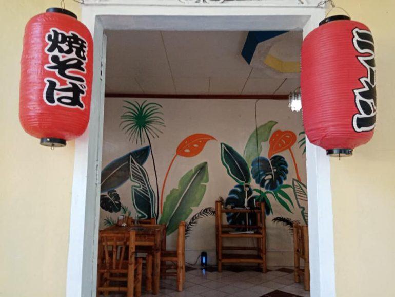 ドゥマゲッティの新しい日本食店いずも