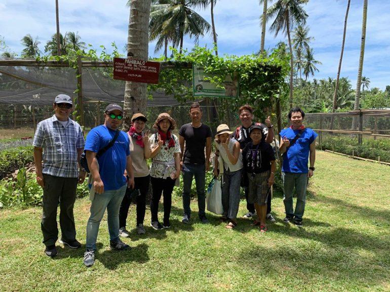 フィリピンカカオ農園見学ツアー