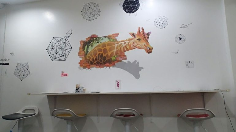 ドゥマゲッティの魯肉飯(ルーローハン)なカフェ