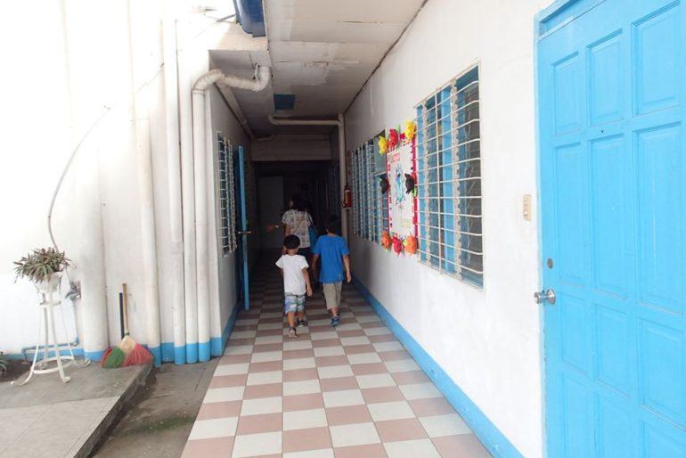 ドゥマゲッティで一番小さなプライベートスクール